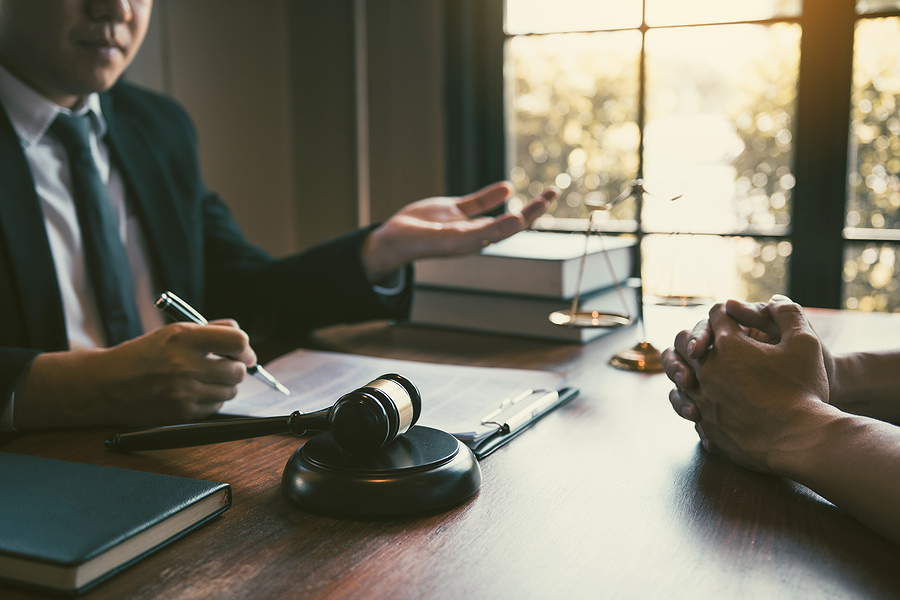 Client Consulting A Family Lawyer In Sydney
