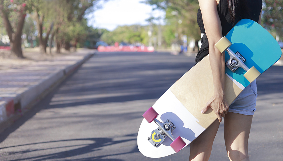 Why You Should Learn How To Ride A Skateboard